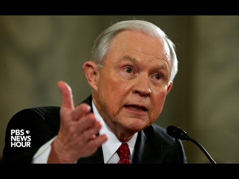 Jeff Sessions refuses to discu sessions