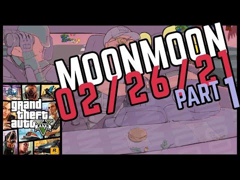 [02-26-21] MOONMOON - Lenny Rides Again