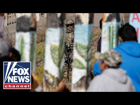 'The Five' react to migrants arriving at US border