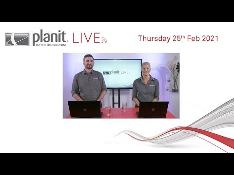 Planit Live 2021 | Livestream Webinar