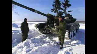 Тест-Драйв Танк Т-90 «Владимир» / T -90
