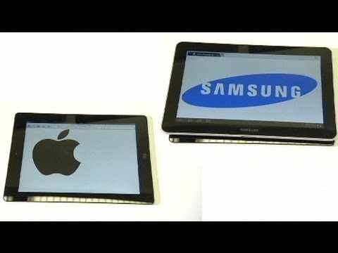 f5164d610 Apple and Samsung battle goes to court - YouTube