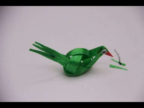 Fish Wire Parrot