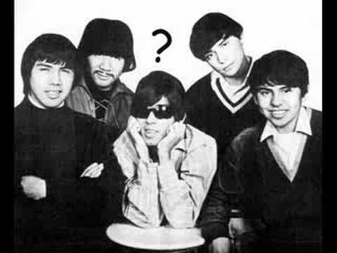 Question Mark & The Mysterians - Turn Around Baby