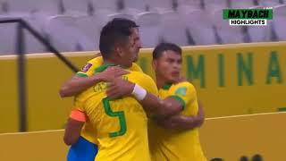 บราซิล vs โบลิเวีย 6−0   All Gоals & Extеndеd Hіghlіghts   2021