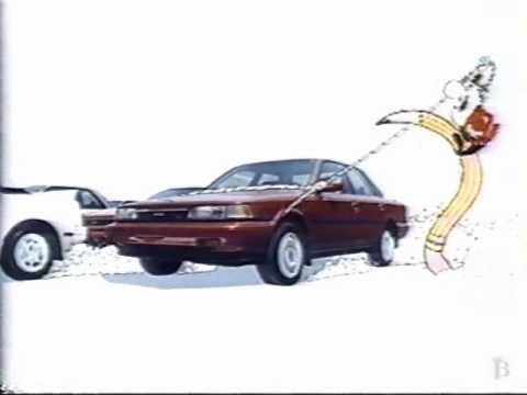 Atlantic Toyota Dealers Commercial 1989