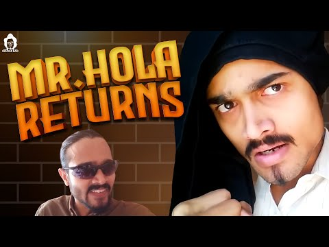 BB Ki Vines- | Mr. Hola Returns |