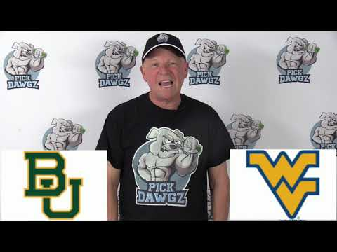 West Virginia vs Baylor 3/7/20 Free College Basketball Pick and Prediction CBB Betting Tips