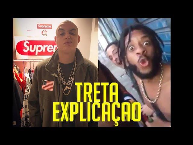 CONFIRA A TRETA Entre Costa Gold VS Bloco7  ( PREDELLA EXPLICA TUDO ) 2018