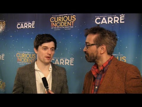Curious Incident in première in Carré