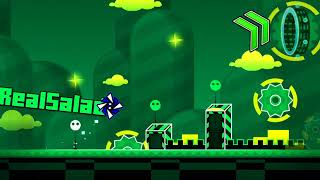 Geometry Jump by TheRealSalad 100% all coins Geometry Dash