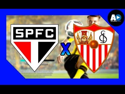 FIFA Mobile Disputa de Penaltys-São Paulo X Sevilla