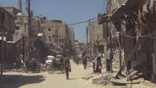 Chemical weapons inspectors' mission in Syria still on hold