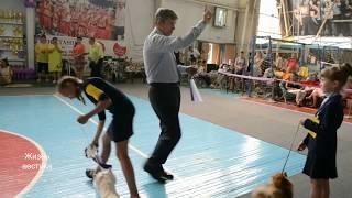Конкурс 'Юный Хендлер' - Абракимов указывает на ошибки