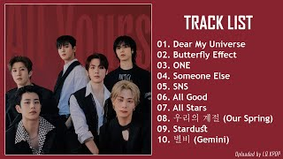 [Full Album] ASTRO (아스트로) All Yours - 2nd Full Album