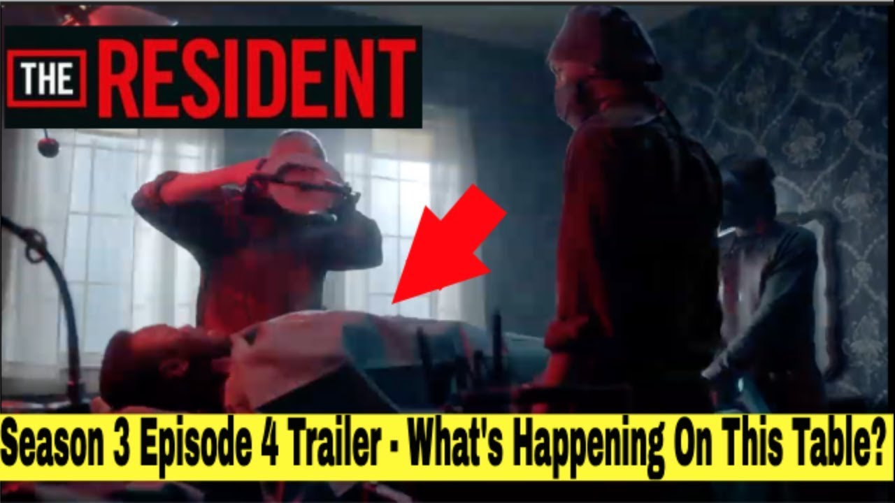 Download The Resident Season 3 Episode 4 Promo  What Did We Miss In The Resident Season 3 Episode 4 Trailer?