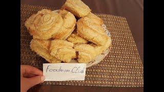 """Печенье """"Гата"""" из кислого молока: рецепт от Foodman.club"""