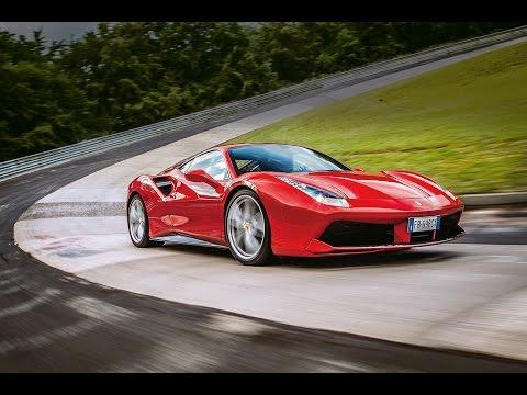 Ferrari 488 GTB Nordschleife 7:21,63 min HOT LAP & Hockenheim ... Yorkshire Terrier 911
