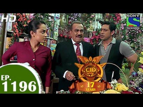 CID - सी ई डी - Naqaab - Episode 1196 - 27th February 2015