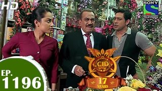 CID - सी ई डी - Naqaab - Episode 1196 - 27th February 2015