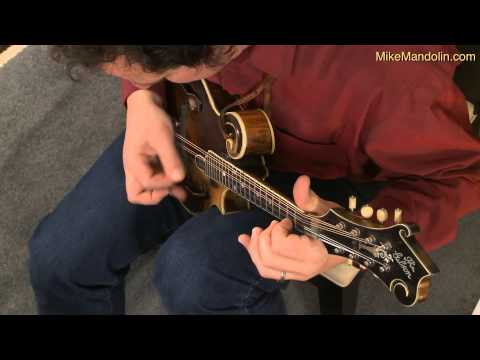 Mike Marshall Mandolin Lesson: Tremolos