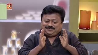 Annie's Kitchen | Actor Joby | മേത്തി പനീർ ബുർജി ഇൻ ക്രീമി ഗ്രേവി |