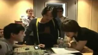 JYJ 「THE BEGINNING」の制作風景です。 3人が仲良く踊ってます。画質...
