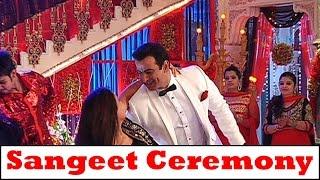 Nishi and Jignesh's Sangeet Ceremony In 'Itna Karo Na Mujhe Pyaar'