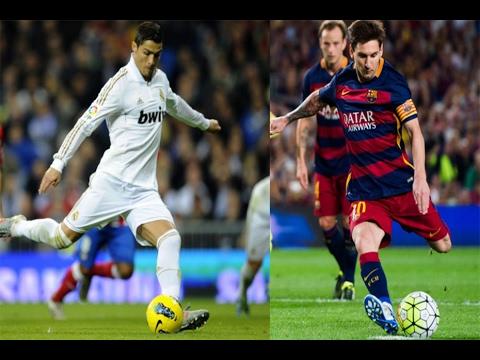 Cristiano Ronaldo vs Lionel Messi : Estadísticas desde el punto de penalti.