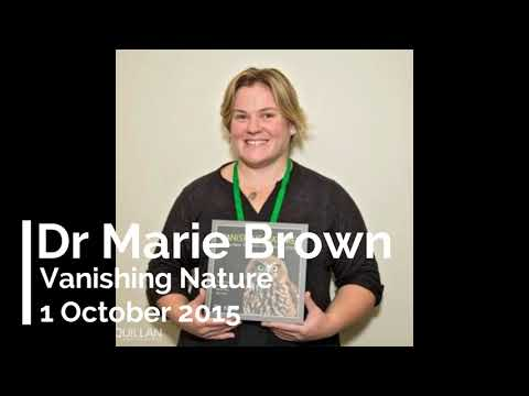 Dr Marie Brown, RNZ Interview 1 October 2015