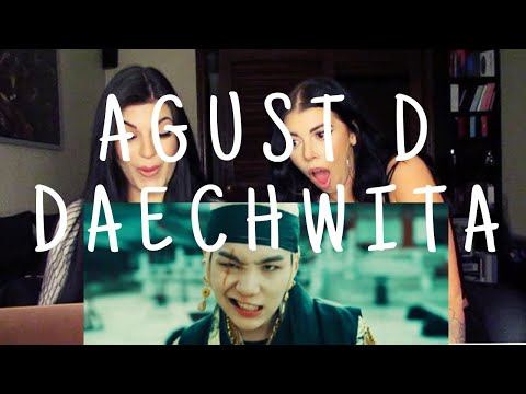 AGUST D - DAECHWITA '대취타' M/V | REACTION