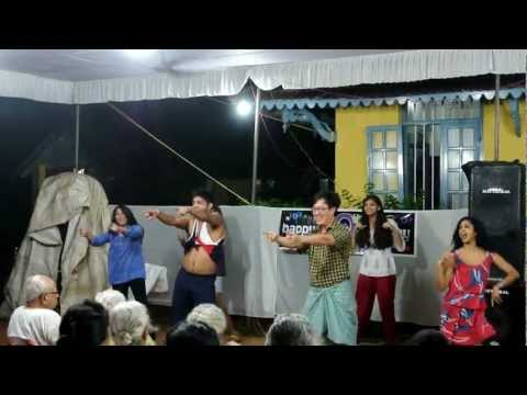 Harsha's 60th Birthday in Gods Own country Dance Performance