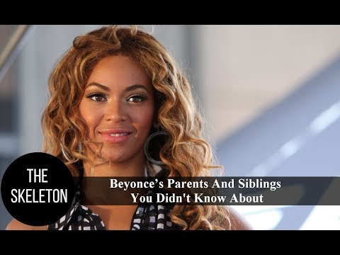 Beyonce's Parents And Siblings You Didn't Know About