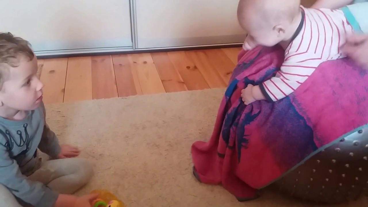 Занятия с новорожденным ребенком