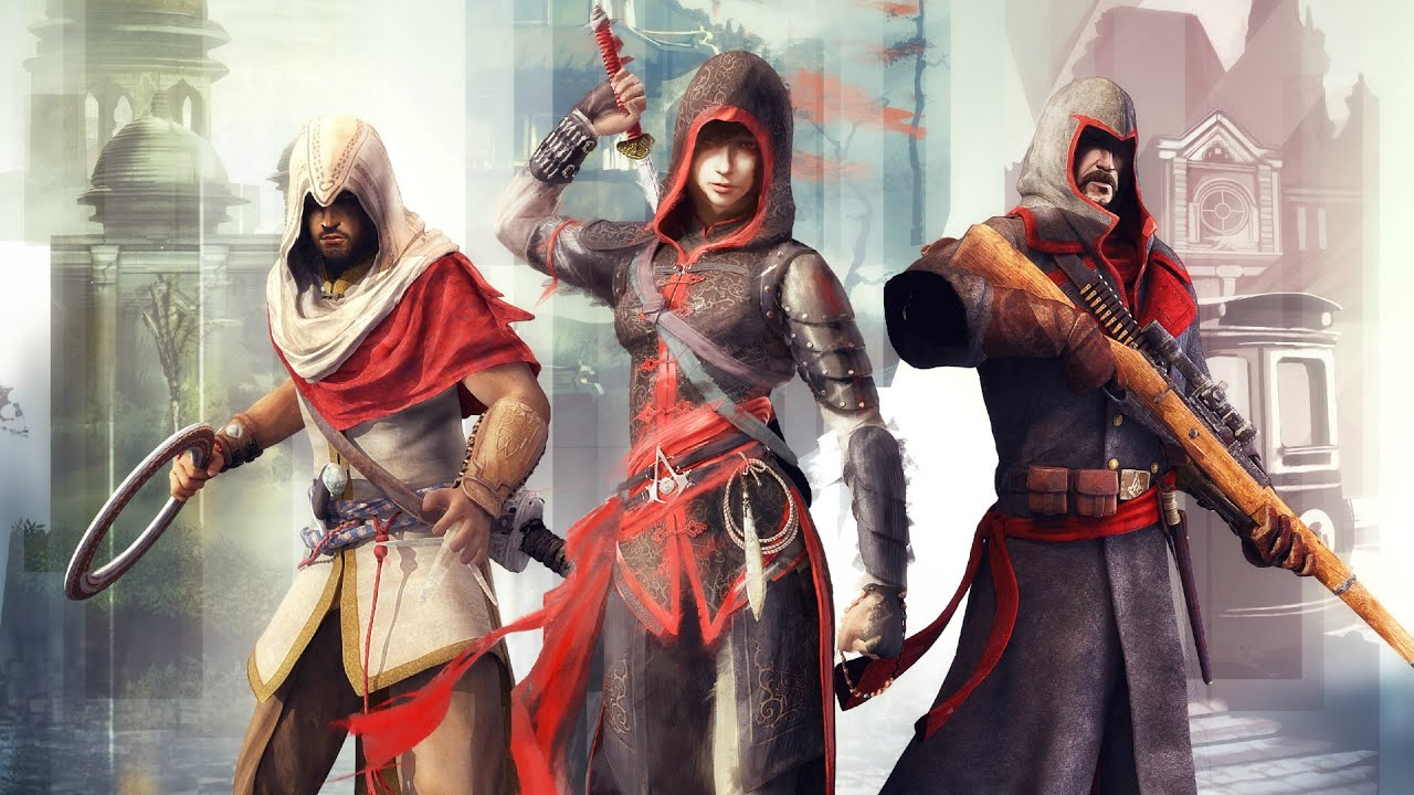 Assassin's Creed Chronicles: China PC 60FPS Gameplay i7 3770, AMD R7 250