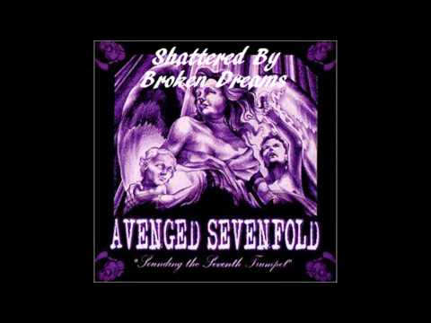 Avenged Sevenfold - Shattered By Broken Dreams Instrumental (Cover)