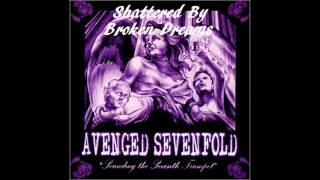 Download Lagu Avenged Sevenfold - Shattered By Broken Dreams Instrumental (Cover) mp3