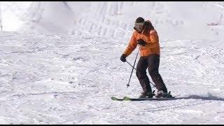 Урок 19 - Укол и правильное положение рук в горных лыжах(Англоязычный оригинал видео взят с этого канала https://www.youtube.com/user/elatemedia ..., 2013-10-23T07:55:17.000Z)