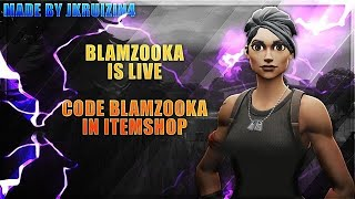 Fortnite | Shout out stream | No sub 4 sub | squads | Creator code: Blamzooka #live #fortnite