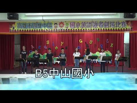 高雄市108學年度國民小學英語讀者劇場比賽