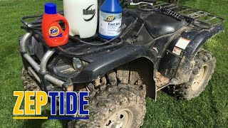 ZepTide Does it clean mud?