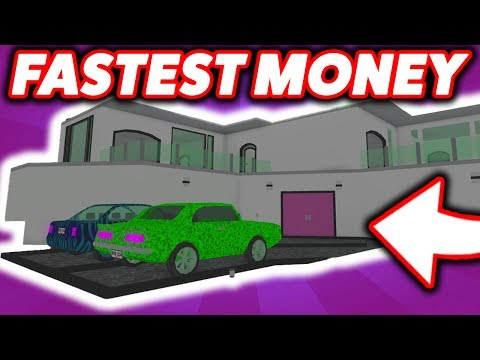 HOW TO MAKE MONEY FAST IN ROBLOX BLOXBURG!
