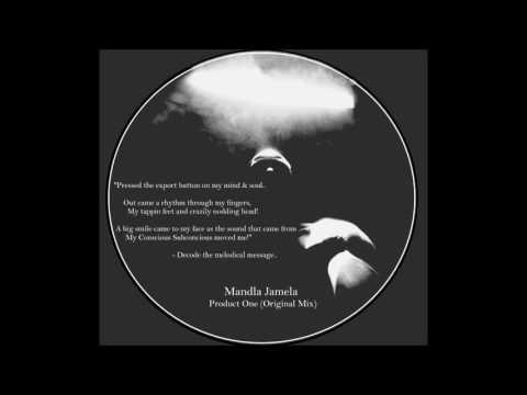Mandla Jamela - Product One (Original Mix)