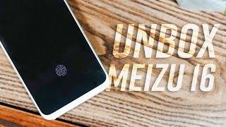 Meizu 16: smartphone rẻ nhất có vân tay trong màn hình