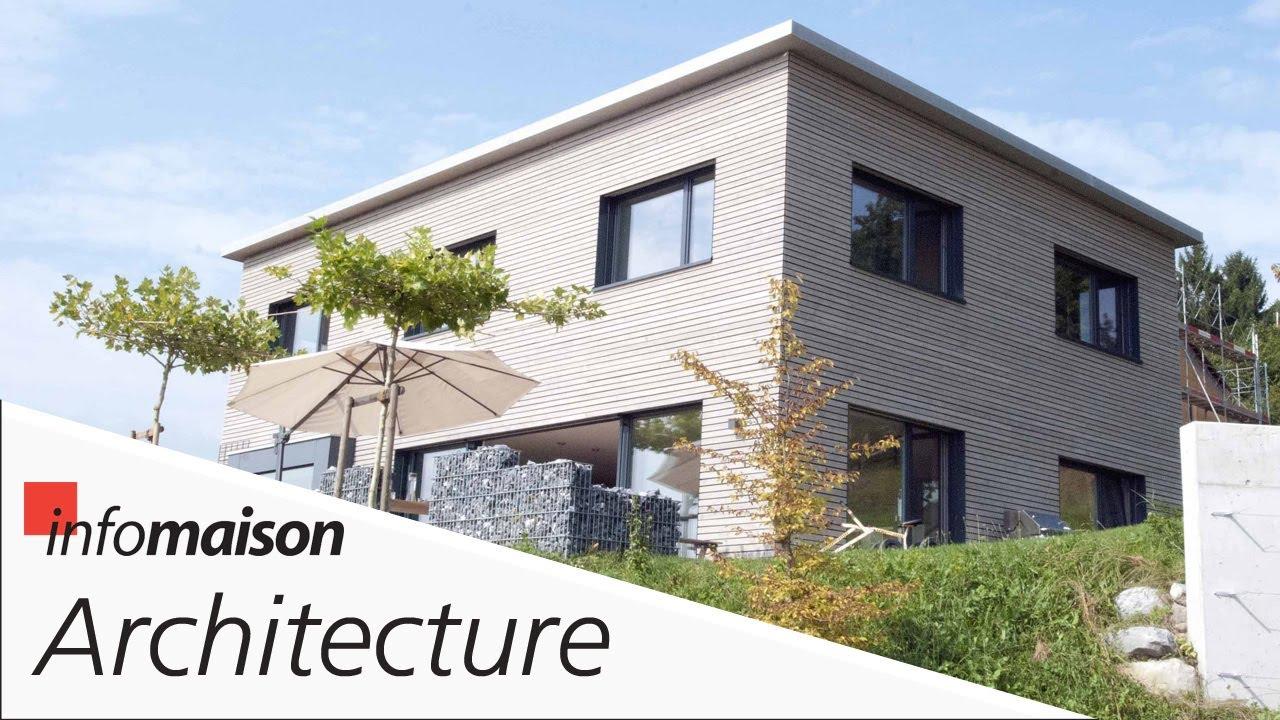 Reportage sur l 39 architecture la construction de maisons selon le feng s - Une maison feng shui ...