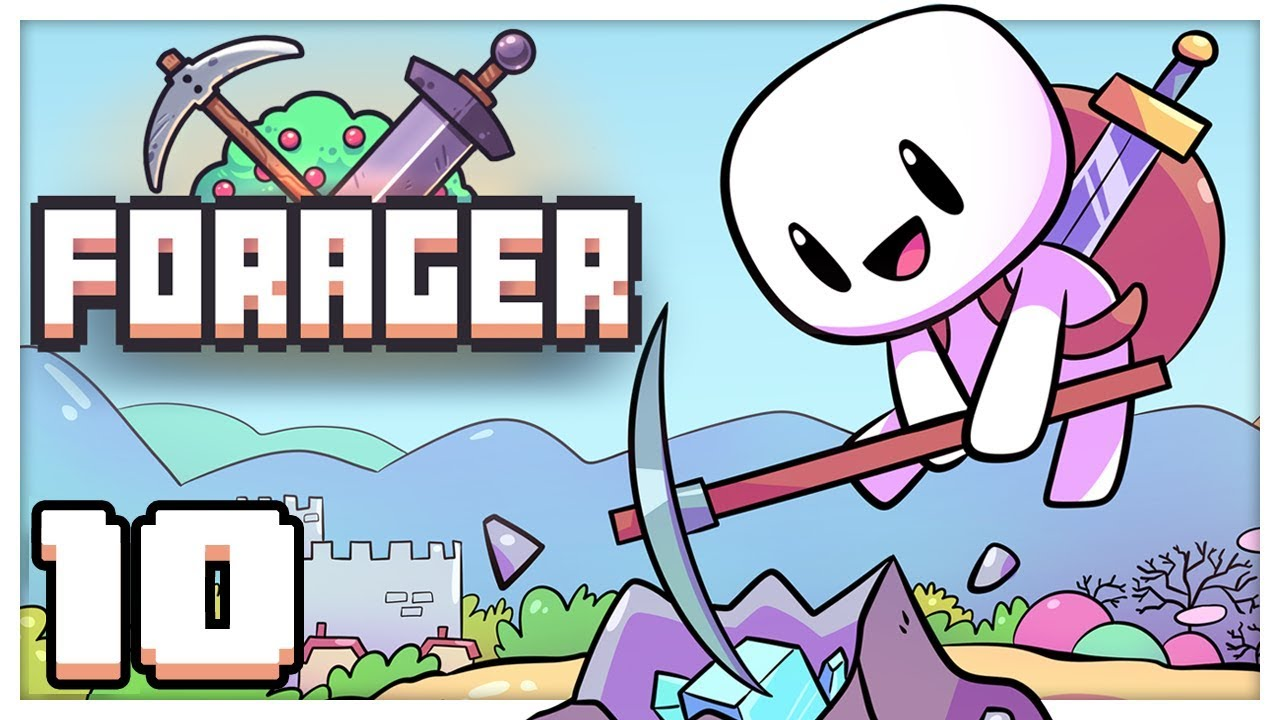 forager how to get poop