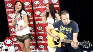 Andra - Inevitabil va fi bine live la Kiss FM