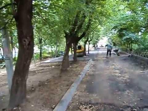 Благоустройство по люберецки. 14.07 2013г.