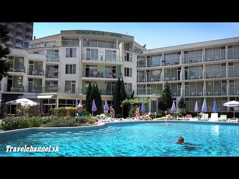 Avliga Beach Hotel*** Slnečné pobrežie - Bulharsko (Travel Channel Slovakia)