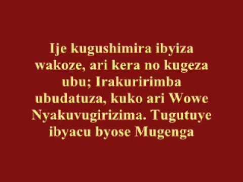Download Kizito Mihigo - Tuje kugusingiza Mwimanyi